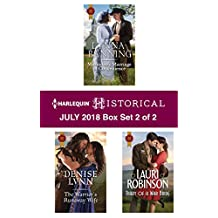 Harlequin Historical July 2018 - Box Set 2 of 2: Marianne's Marriage of Convenience\The Warrior's Runaway Wife\Diary of a War Bride