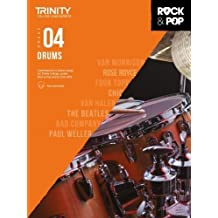 Trinity College London Rock & Pop 2018 Drums Grade 4 (Trinity Rock & Pop 2018)