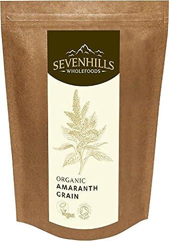 Sevenhills Wholefoods Amaranth Körner Bio 1kg