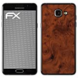 atFolix Samsung Galaxy A5 (2016) Skin FX-Wood-Root Designfolie Sticker - Holz-Struktur/Holz-Folie