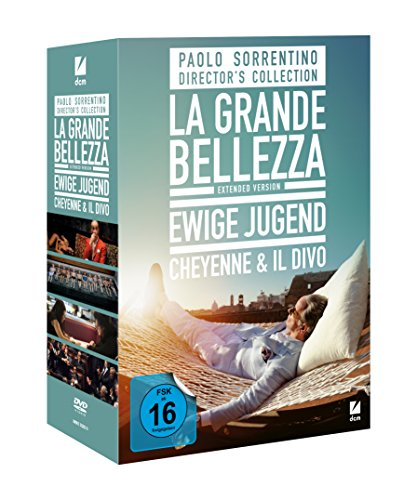 Paolo Sorrentino Box - Director's Collection [4 DVDs]
