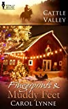 Front cover for the book Fingerprints and Muddy Feet by Carol Lynne