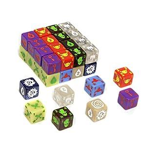 Wizkids / NECA [UK-Import] Quarriors! Quartifacts Dice-Building Board Game (B00BIR1BW0) | Amazon price tracker / tracking, Amazon price history charts, Amazon price watches, Amazon price drop alerts