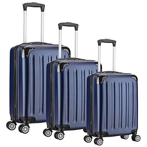 Lot de 3 valises 20098/3
