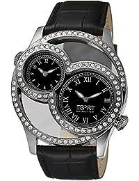 Esprit Damen-Armbanduhr Analog Leder EL101212F01