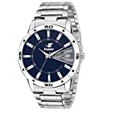 Espoir Analogue Blue Dial Men's Watch- Latest Sammy0507