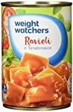 Weight Watchers Ravioli In Tomatensauce, Dose, 6er Pack (6 x 400 g)