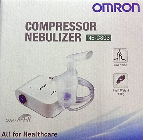 Omron NE-C803 Compressor Nebulizer  available at amazon for Rs.1900