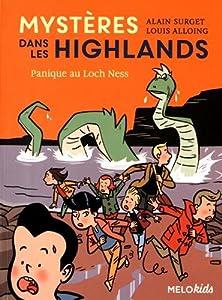 """Afficher """"Mystères dans les highlands n° 3<br /> Panique au Loch Ness"""""""