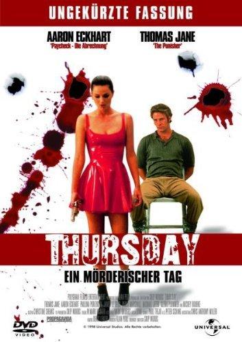Thursday [ NON-USA FORMAT, PAL, Reg.2 Import - Germany ] by Paulina Porizkova