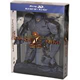 pacific rim (ultimate collector's edition) (2 blu-ray + 1 blu-ray 3d) box set