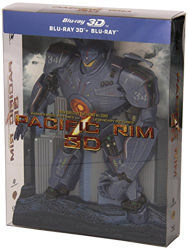 pacific rim (ultimate collector's edition) (2 blu-ray + 1 blu-ray 3d) box set Rim-box