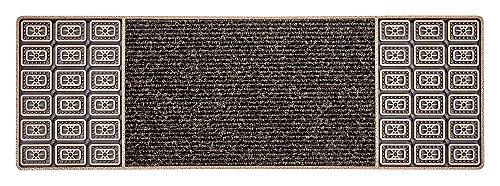 CarFashion 257809pur|ce nter Clean estrecho Diseño Felpudo (para in