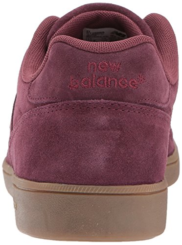 New Balance 288 Homme Baskets Mode Bordeaux Bordeaux