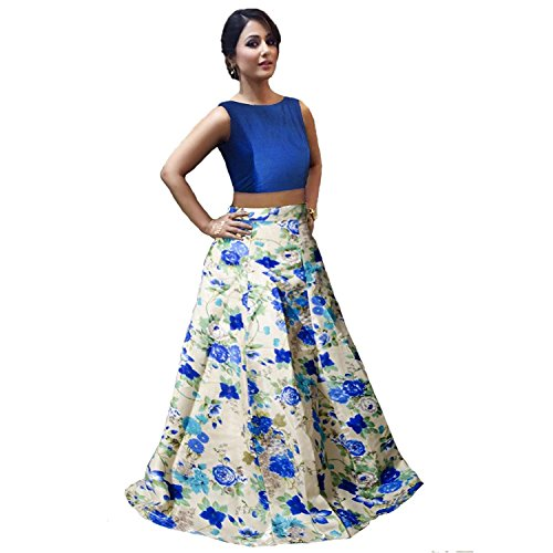 Roop Craft Bollywood Designer Party Wear, Indo-Western, Traditional Lehenga Choli for Marriage...