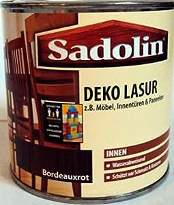 sadolin lasure pour d coration int rieure couleur acajou. Black Bedroom Furniture Sets. Home Design Ideas