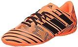 Adidas Herren Nemeziz 17.4 in Fußballschuhe, Mehrfarbig (Solar Orange/Core Black/Solar Orange), 45 1/3 EU
