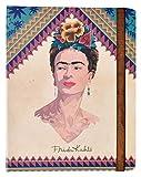 Grupo Erik Editores Cuaderno Premium A5 Frida Kahlo