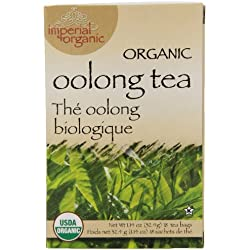 Imperial Organic Tea, Oolong, 18 Tea Bags (Pack of 4)