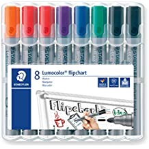 5 Stück Edding 380 flipchart-marker schwarz 1,5-3mm Flipchartmarker Stifte NEU