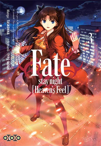 Fate/stay night (Heaven's Feel), Tome 3