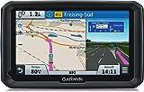 Garmin dezl 770LMT-D LKW Navigationsgerät. lebenslange Kartenupdates, DAB+, LKW-spezifisches Routing, 7 Zoll (17,8 cm) Touch-Glasdisplay (Zertifiziert und Generalüberholt)