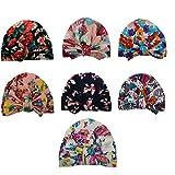 BrilliantDay Set di 7 pezzi Berretto bambini Soft Touch Cappello unisex per  neonati e bambini  db983248571c