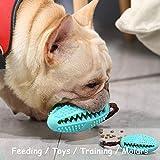 WeyTy Hundezahnbürste, Hundezahnreinigung Hund Zahnstäbchen ungiftiger Naturkautschuk langlebig beißsicher, für verwendet Werden Hunde Kauspielzeug Spielzeug multifunktionales Haustierprodukt