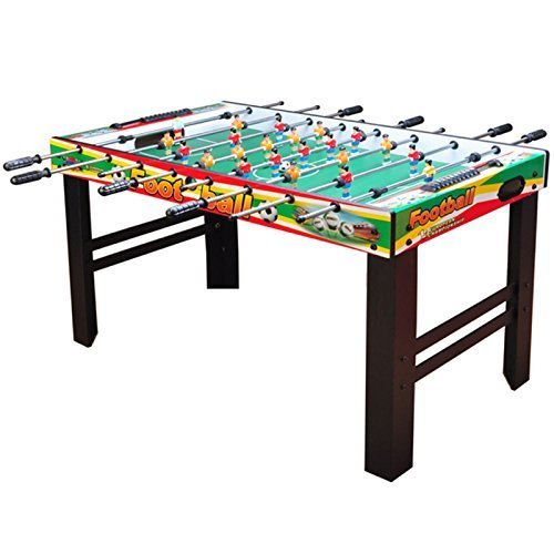Large Wooden Professional Deluxe Football Table Game Foosball Soccer Fusball Gaming Table With Legs