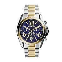 Michael Kors para mujer-reloj cronógrafo de cuarzo chapado en acero inoxidable MK5976 de Michael Kors