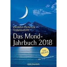 Das Mond-Jahrbuch 2018