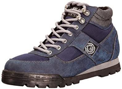 Duck and Cover Mens Harrier Shoes, Blue, 8 UK