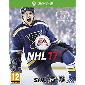 NHL 17 (Xbox One) [UK IMPORT]