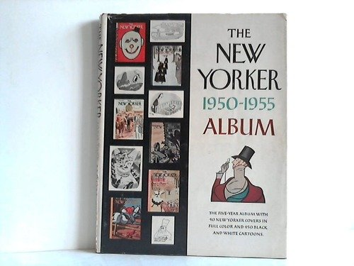 The New Yorker 1950 - 1955. Album
