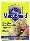 Hampton Brands Ltd Macushield With Meso-zeaxanthin For Macular Health 90 Capsules