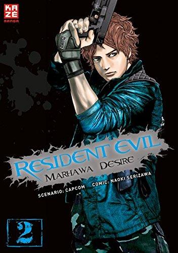 Resident Evil 02 par Naoki Serizawa,Capcom
