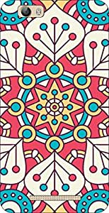 Go Hooked Designer LAVA A97 Designer Back Cover | LAVA A97 Printed Back Cover | Printed Soft Silicone Back Cover for LAVA A97