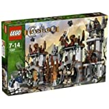 Lego - 7097 - Jeu de Construction - La Forteresse des Trolls dans la Montagne