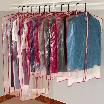 Ideaworks Zippered Garment Bags