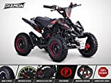 Pocket Quad FLIP 49 - Mini Quad Enfant 50cc - Limited Edition 2018 - Rouge