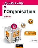 La Boîte à outils de l'Organisation - 63 outils & méthodes - Avec 5 vidéos d'approfondissement
