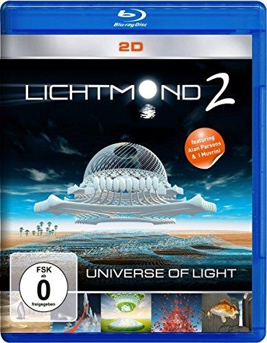Lichtmond 2- Universe of Light (2D Version) [Blu-ray]