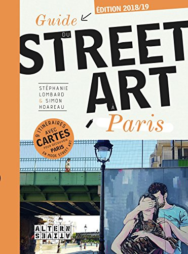Guide du street art à Paris