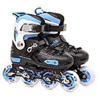 Lord Inline Roller Skates, Blue