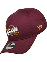 Casquette 9FORTY NBA Team Colour Cleveland Cavaliers bordeaux NEW ERA