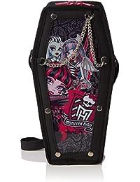 Monster High , Sac pour femme à porter à l'épaule Noir noir