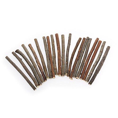 tinksky-wood-log-sticks-for-diy-crafts-photo-props-05-08cm-in-diameter-10cm-pack-of-20-wood-color