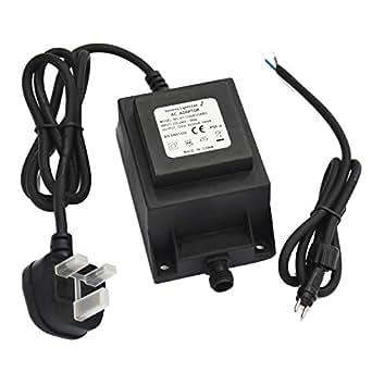 12v ac low voltage outdoor lighting transformer 100w With 12v ac low voltage outdoor lighting transformer