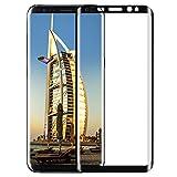 Pellicola Protettiva Samsung Galaxy S8 Plus, Samione 3D copertura completa Pellicola Vetro Temperato Galaxy S8 Plus [1 pack] Vetro Temperato Screen Protector per Samsung Galaxy S8 Plus - nero immagine