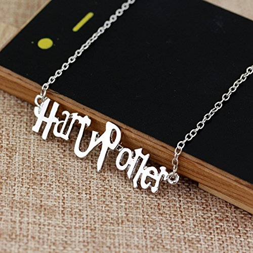 El Regalo's Harry Potter Movie Inspired Unisex Pendant Necklace for Potter Heads